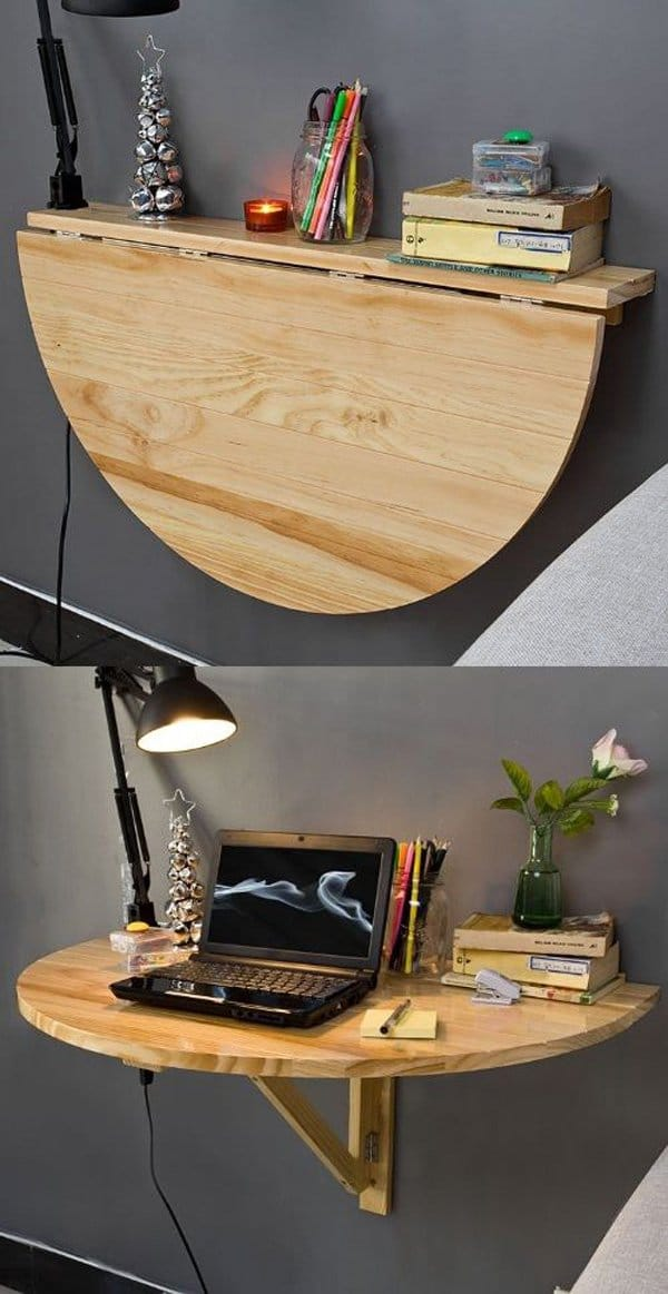 drop table as a nightstand