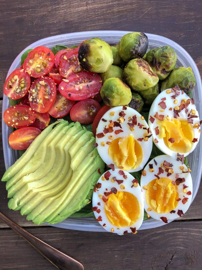 healthy meal prep - paleo gluten free breakfast