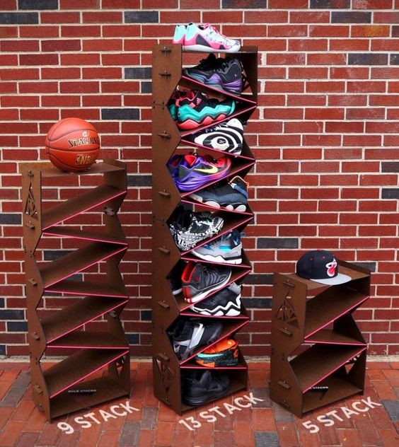 sole stacks for shoes