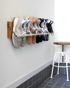 wall hanger for shoes