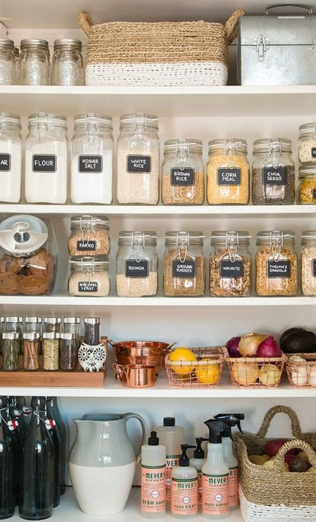 20 Life Changing Pantry Organization Ideas Simple Life Of A Lady