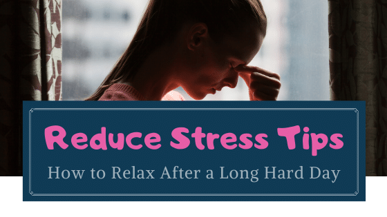 reduce stress tips