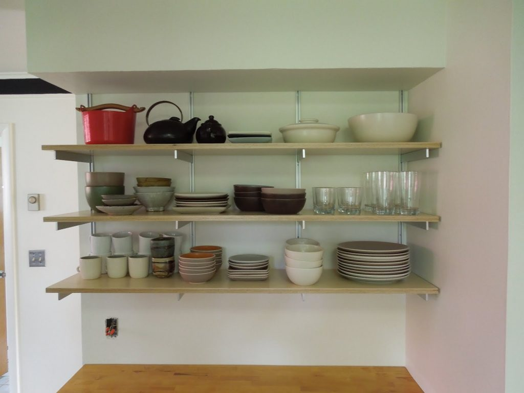 how to organize the kitchen - step 5 -Proper positioning